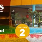 ¿Quieres ganar una noche para 2 personas, con spa incluido, en el Hotel Thalasia?